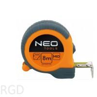 Рулетка Neo 67-111 8м/25мм