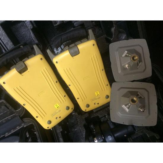 Комплект GPS Topcon GB-1000-2шт+ПО б/у
