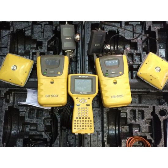 Комплект RTK Topcon GB-500 GPS/Glonass GSM или Radio б/у