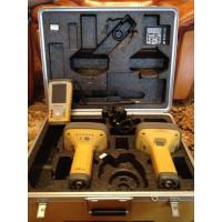 Комплект GNSS RTK Topcon GR-5 (2012 г.) 2шт. c контроллером FC-250 ПО Magnet б/у