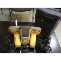 Комплект GNSS RTK Topcon GR-3 (2010г.) 2шт. c контроллером FC-200 б/у