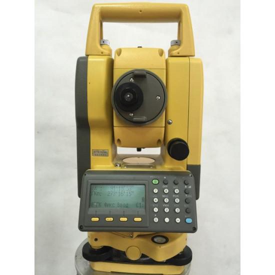 Тахеометр Topcon GTS-105N (2009 г.в.) б/у