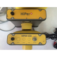 Комплект GPS/Glonass Topcon Hiper L2 2 шт. + ПО б/у