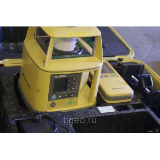 Ротационный лазерный нивелир Topcon RL-H2Sa б/у