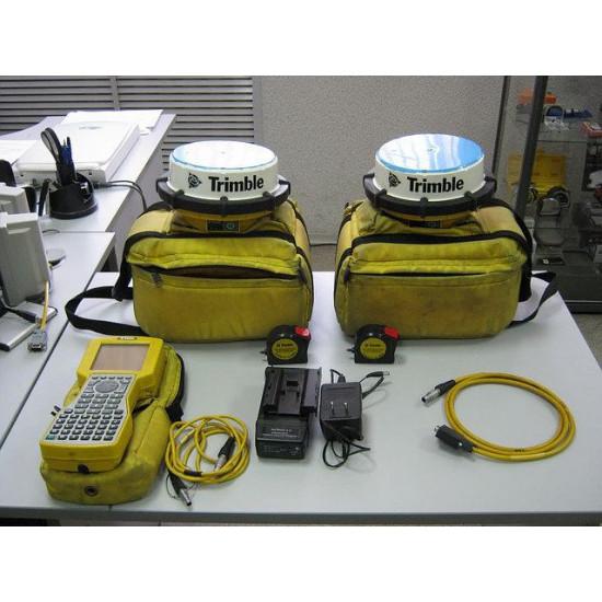 Комплект GPS приемников Trimble 4600 LS GNSS 2 шт. + контроллер TSC-1 б/у
