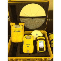 Двухчастотный комплект GPS Trimble 5700 + контроллер Recon + ПО б/у