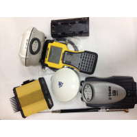 Комплект RTK Trimble R7 + R8 2 GSM + контроллер TSC-2 б/у