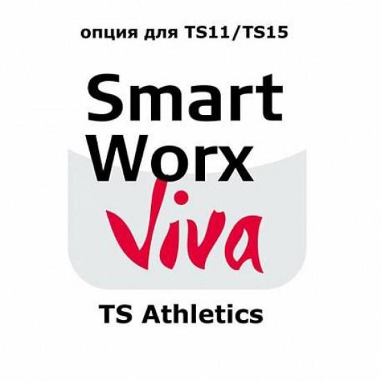 Leica SmartWorx Viva TS Athletics