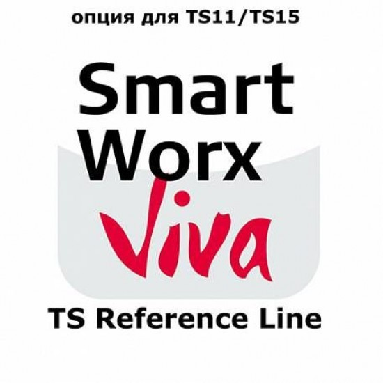 Leica SmartWorx Viva TS Reference Line