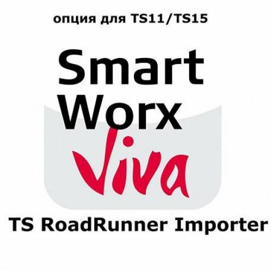 Leica SmartWorx Viva TS Road Runner Importer