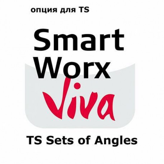Leica SmartWorx Viva TS Sets of Angles