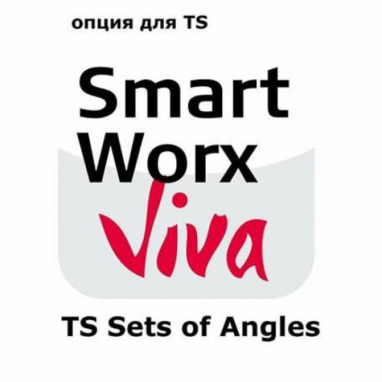 Leica SmartWorx Viva TS Sets of Angles