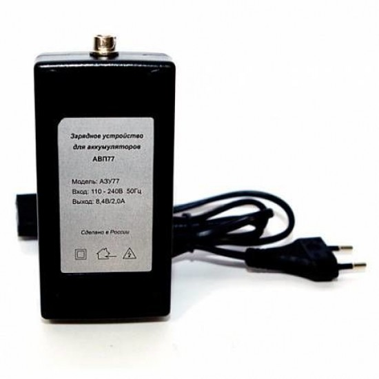 Зарядное устройство SOKKIA АЗУ77 для АВП77