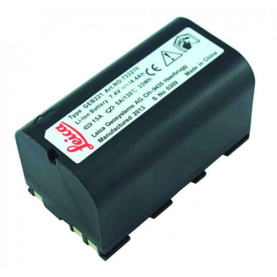 Батарея для Leica TS-02/06/09/1200/Viva; Geomax (LiIon, 7.4В, 6.0А/ч) SM