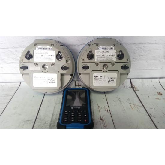 Комплект GNSS Stonex S8 plus gsm/radio 2 шт. c контроллером S-4 б/у