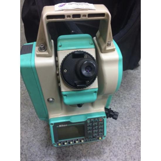 Тахеометр Nikon DTM-352W б/у