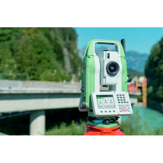 "Тахеометр Leica TS07 RUS R1000 SuperArctic (1"", EGL)"