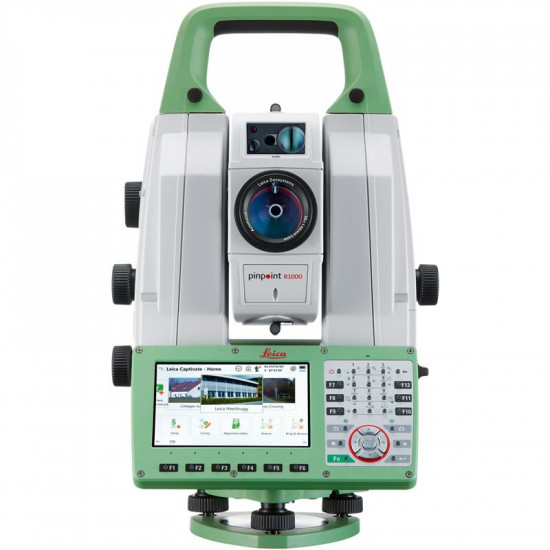 "Роботизированный тахеометр Leica TS60 I (0.5"")"