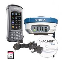 Sokkia GRX2 DUHFII/GSM + Archer2 MAGNET FIELD GPS+