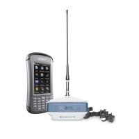 Комплект приемника Sokkia GRX3 с модемами UHF/GSM и контроллера Archer2