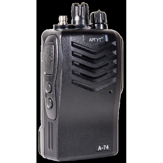 Радиостанция Аргут А-74 DMR UHF