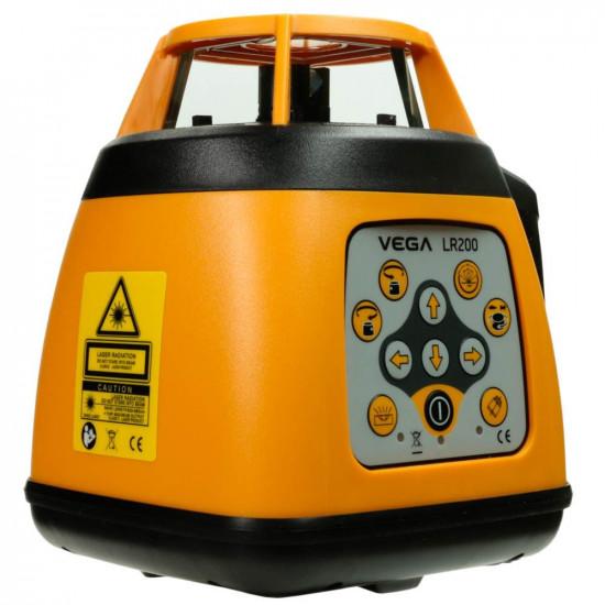 Лазерный уровень VEGA LR200