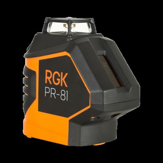Лазерный уровень RGK PR-81