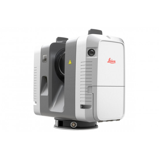 Лазерный сканер Leica RTC360