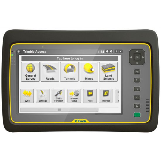 Trimble Tablet, ПО Trimble Access