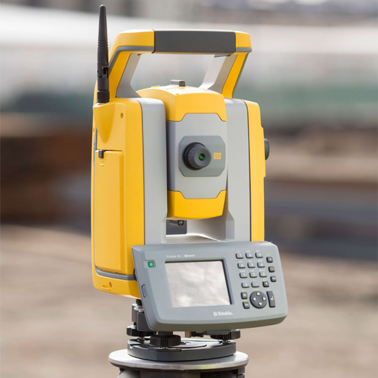 "Тахеометр Trimble S5 3"" Autolock"