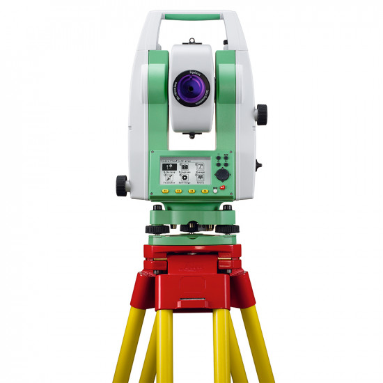 "Тахеометр Leica TS02plus R500 Arctic (5"")"