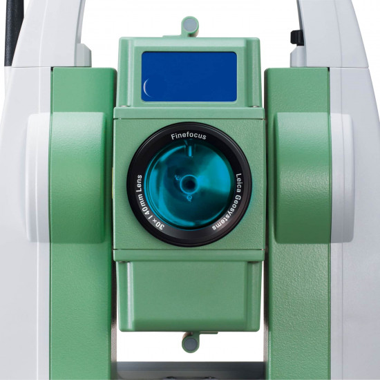 "Тахеометр Leica TS09 RUS R500 SuperArctic (1"")"