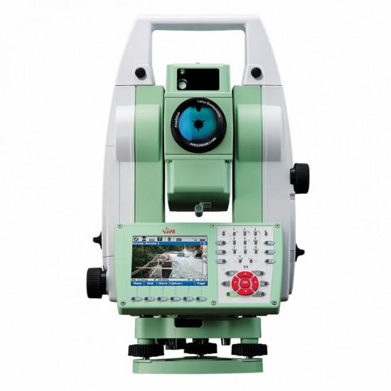 """Тахеометр LEICA TS11 R1000 (5""""; SW Viva)"""