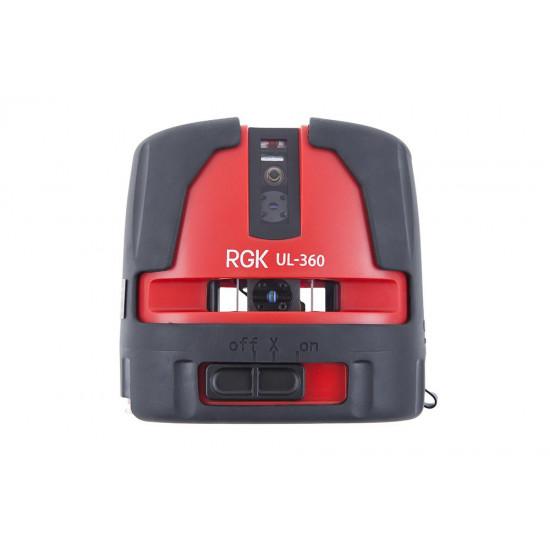 Лазерный нивелир RGK UL-360