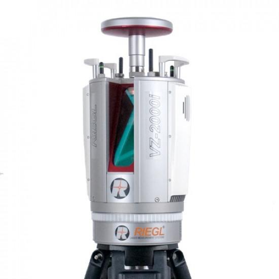 Лазерный сканер RIEGL VZ-2000i